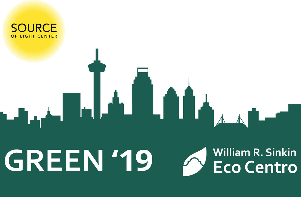 Joining Together to Be GREEN! - For more information check out Facebook.