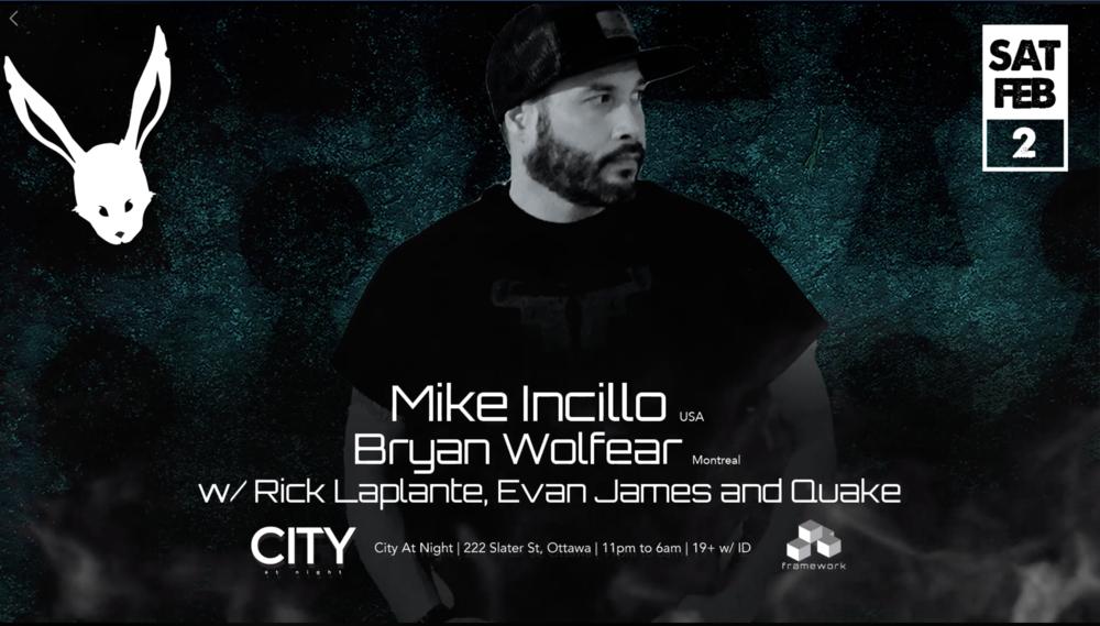 White Rabbit - Mike Incillo & Bryan Wolf Ear