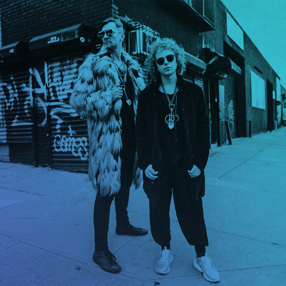 RenegadeMasters - From the depths of iconic house music labels Nervous Records & King Street Sounds, comes Brooklyn's innovative dance music duo Renegade Masters.