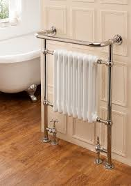 Chalfrot F heated towel rail   -download pdf
