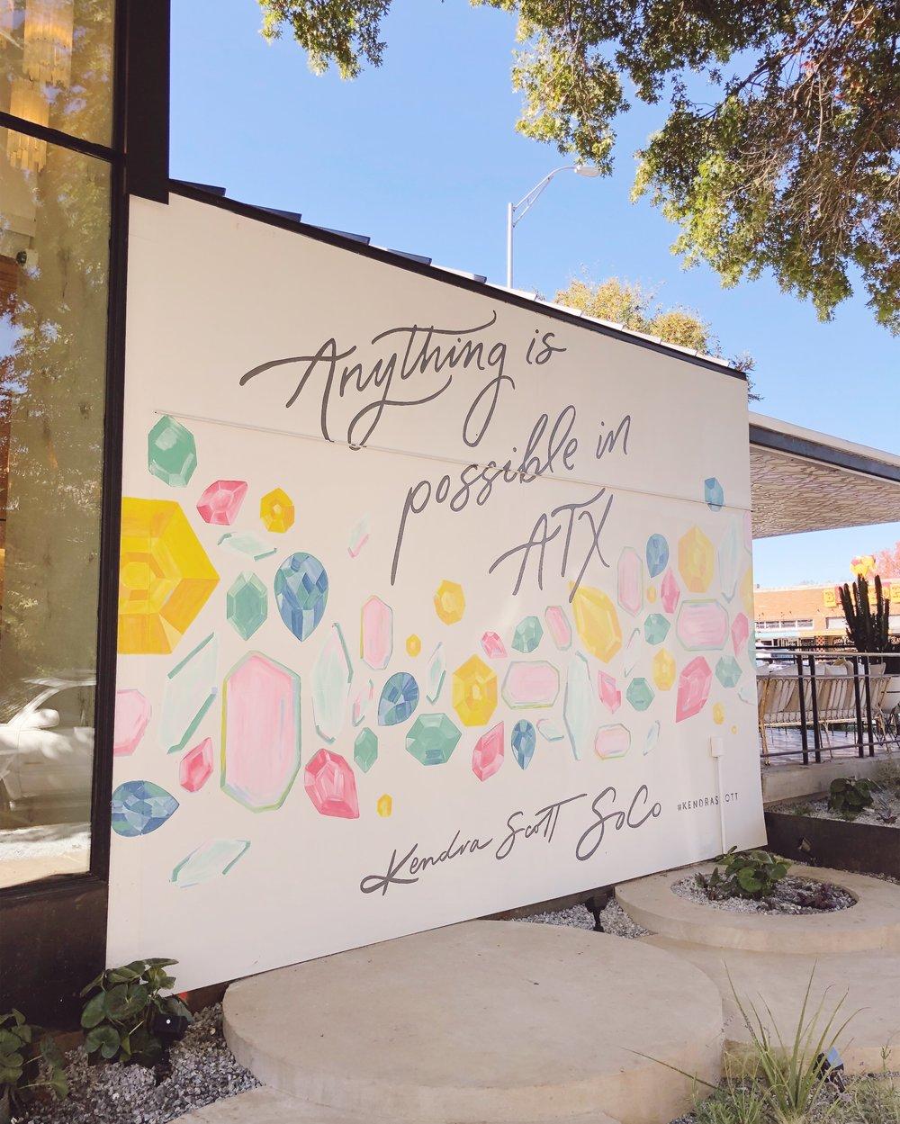 instagrammable murals in austin, tx