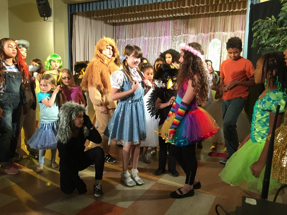 Community Magnet School's The Wiz