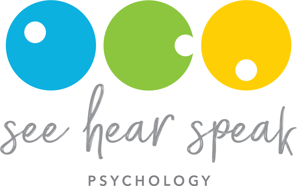 See Hear Speak Child, Youth and Family Psychology - Newcastle