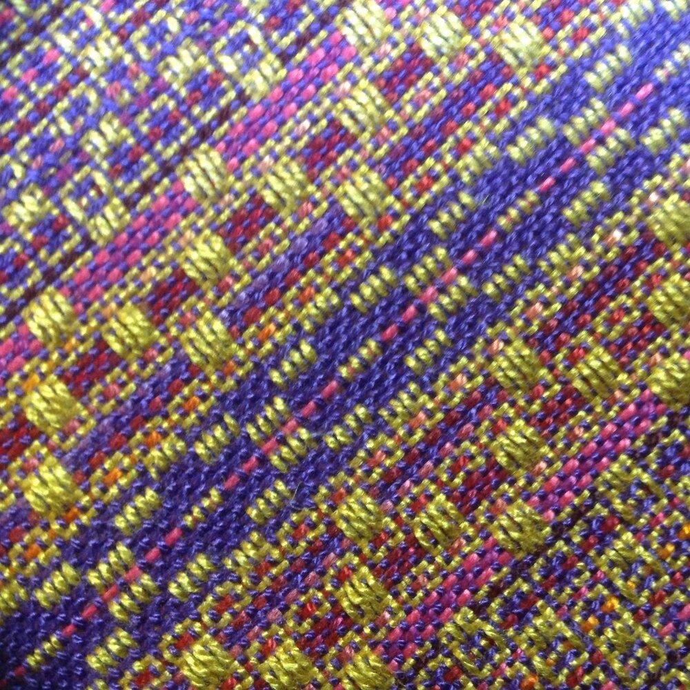 Jenny Hawkey, Hopewell Weaving