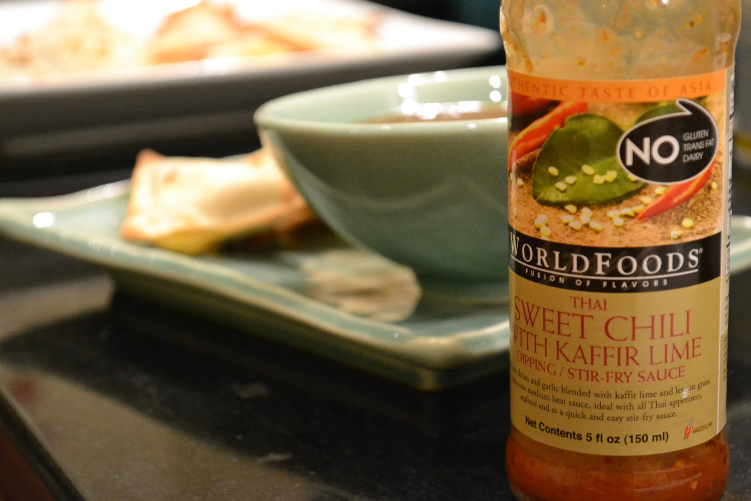 WorldFoods Sweet Chili Lime Dipping Sauce
