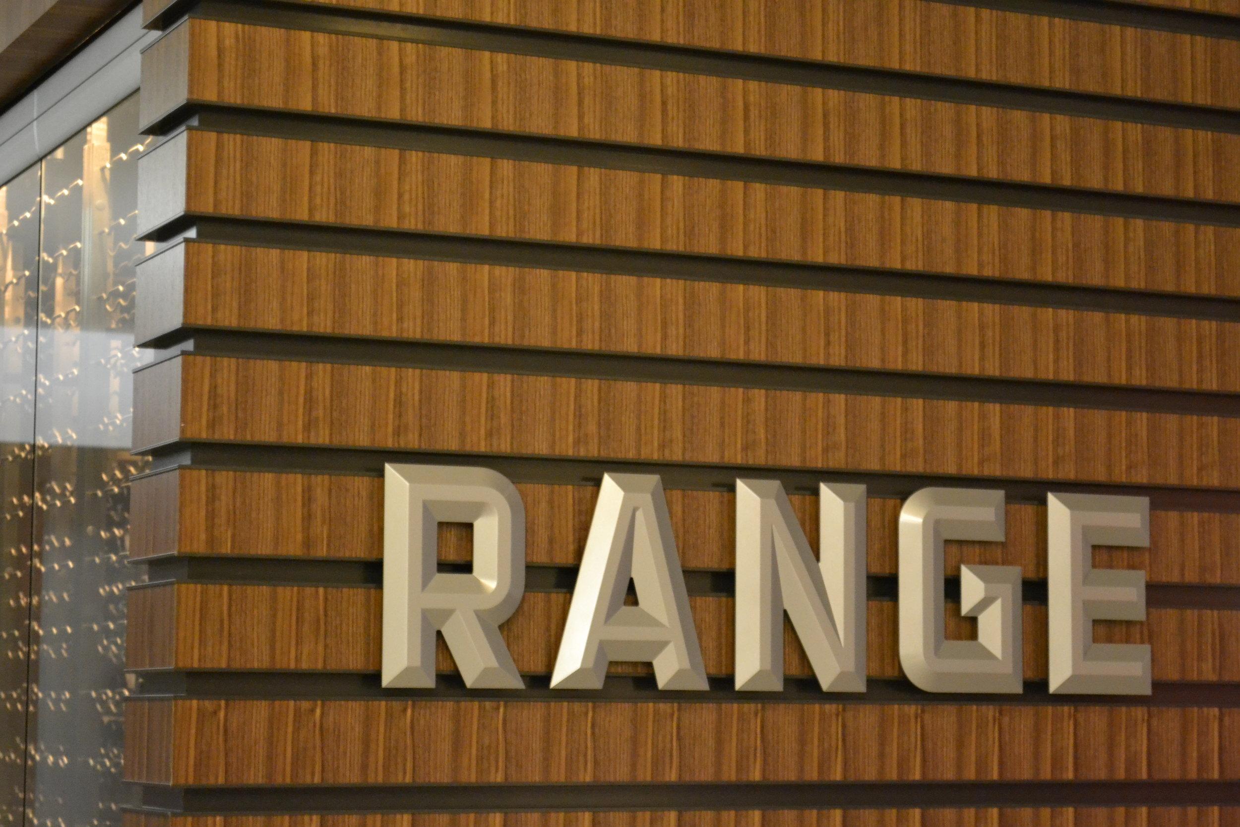 Voltaggio's Range
