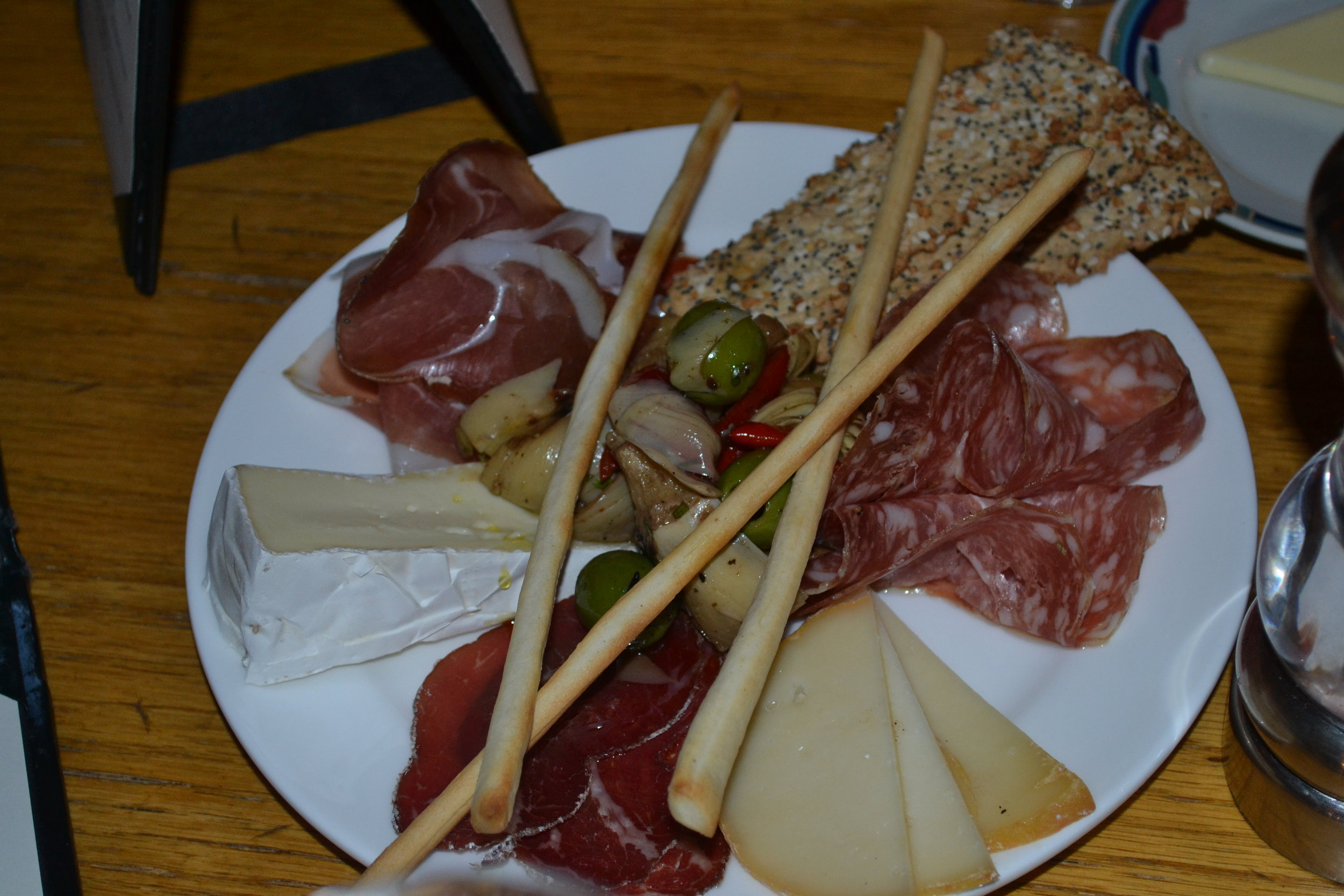 Pine Creek Cookhouse Charcuterie