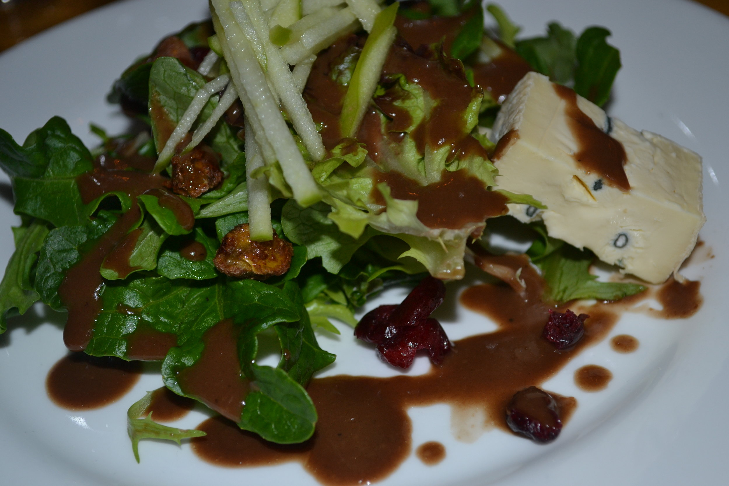 Pine Creek Cookhouse Winter Cookhouse Salad