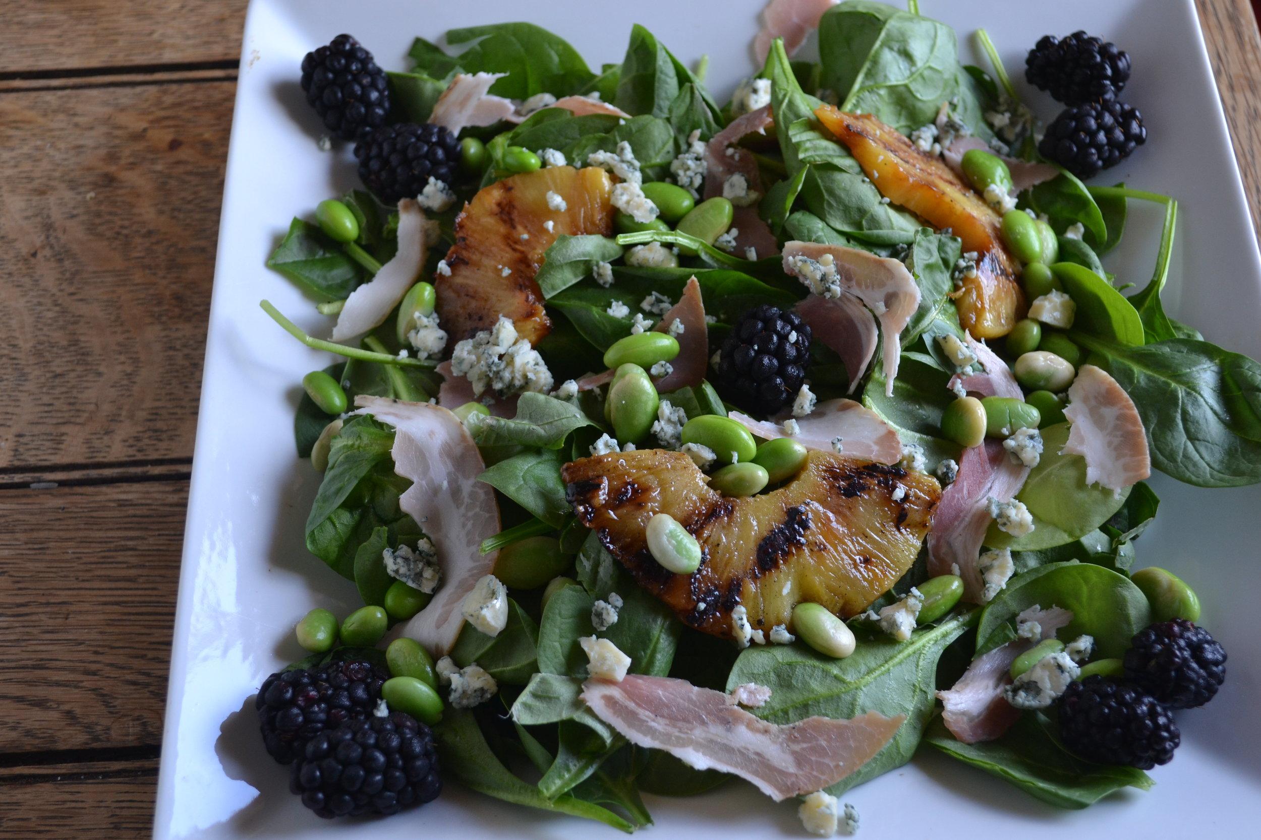 Fruity Smorgasbord Salad