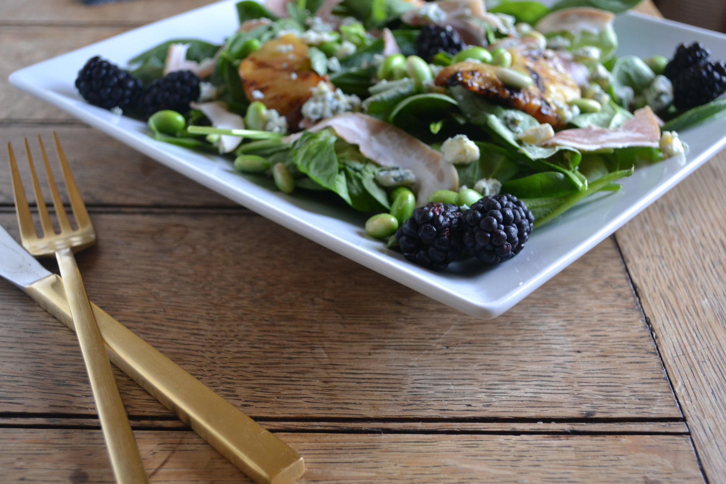 fruity smorgasbord salad 2