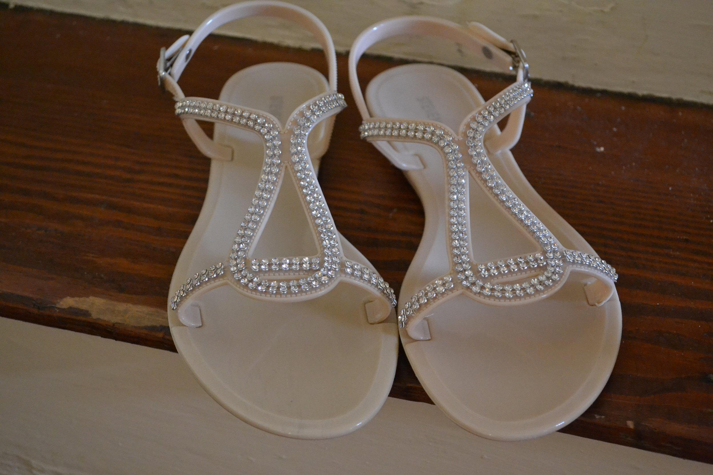 Wedding Reception Sandals