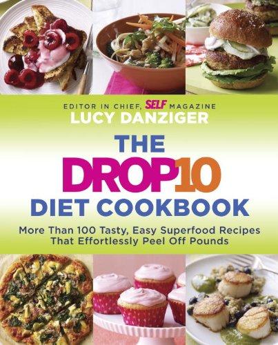 drop 10 diet cookbook