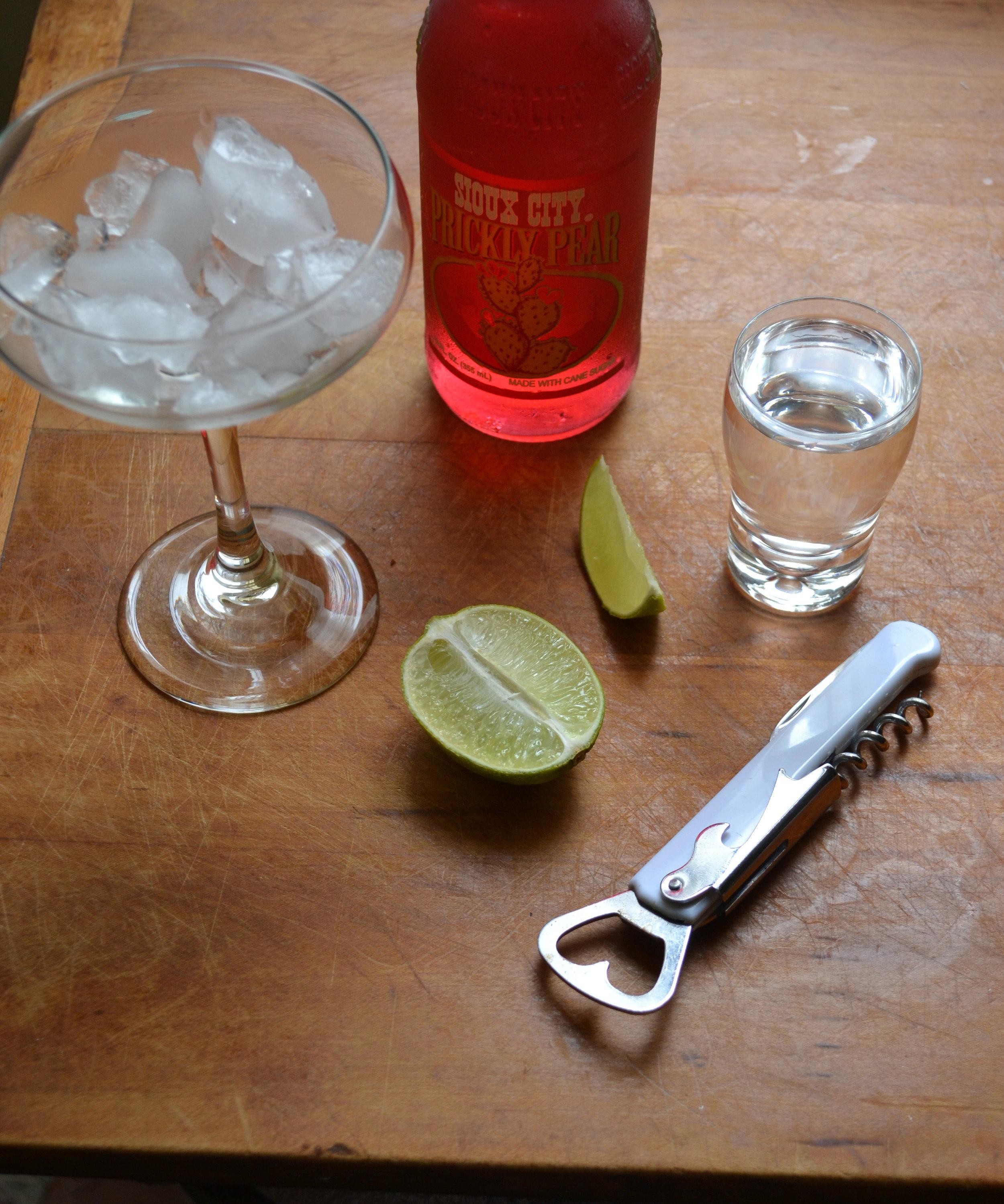 Let's make a cocktail