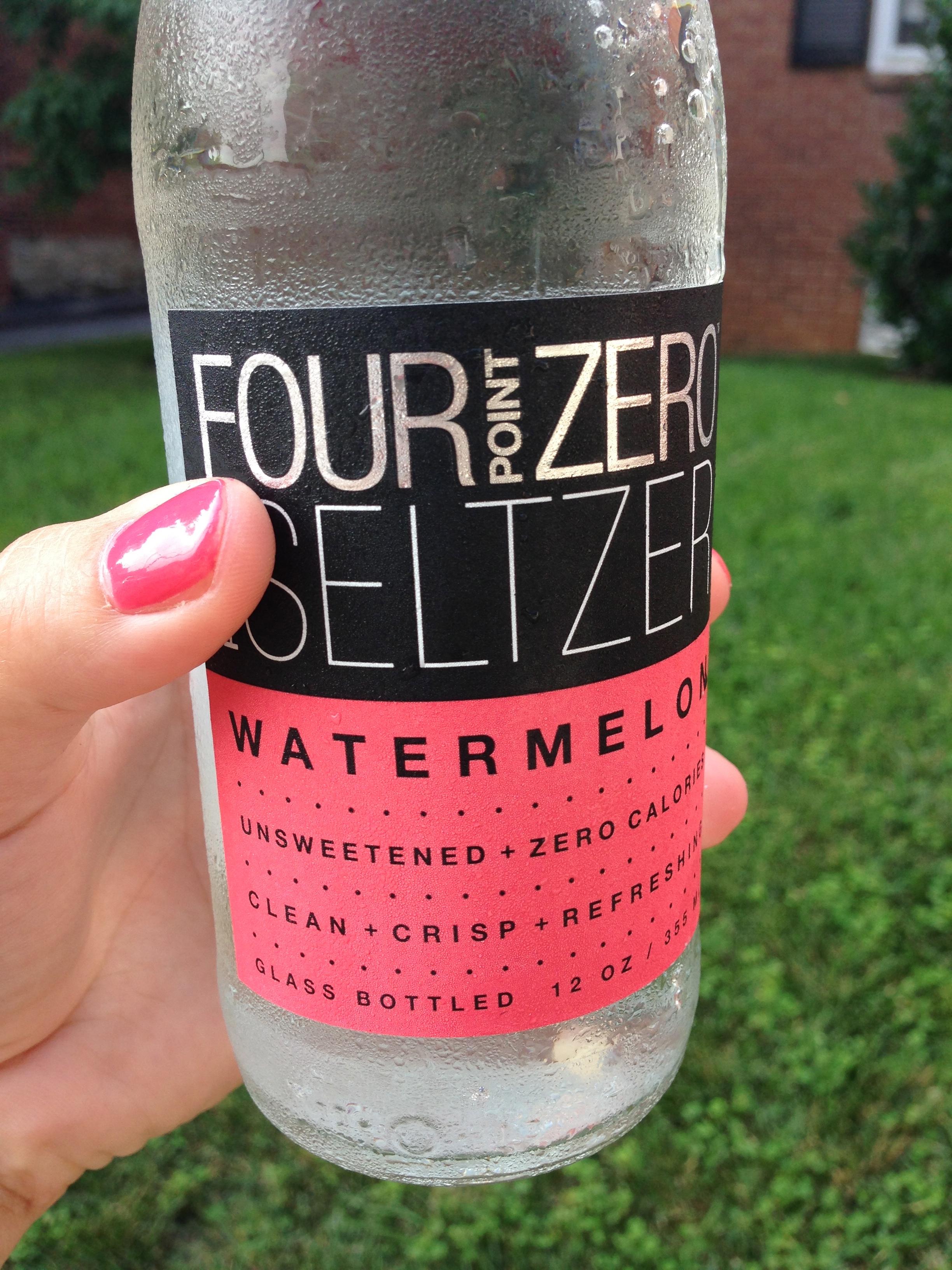 Watermelon Seltzer