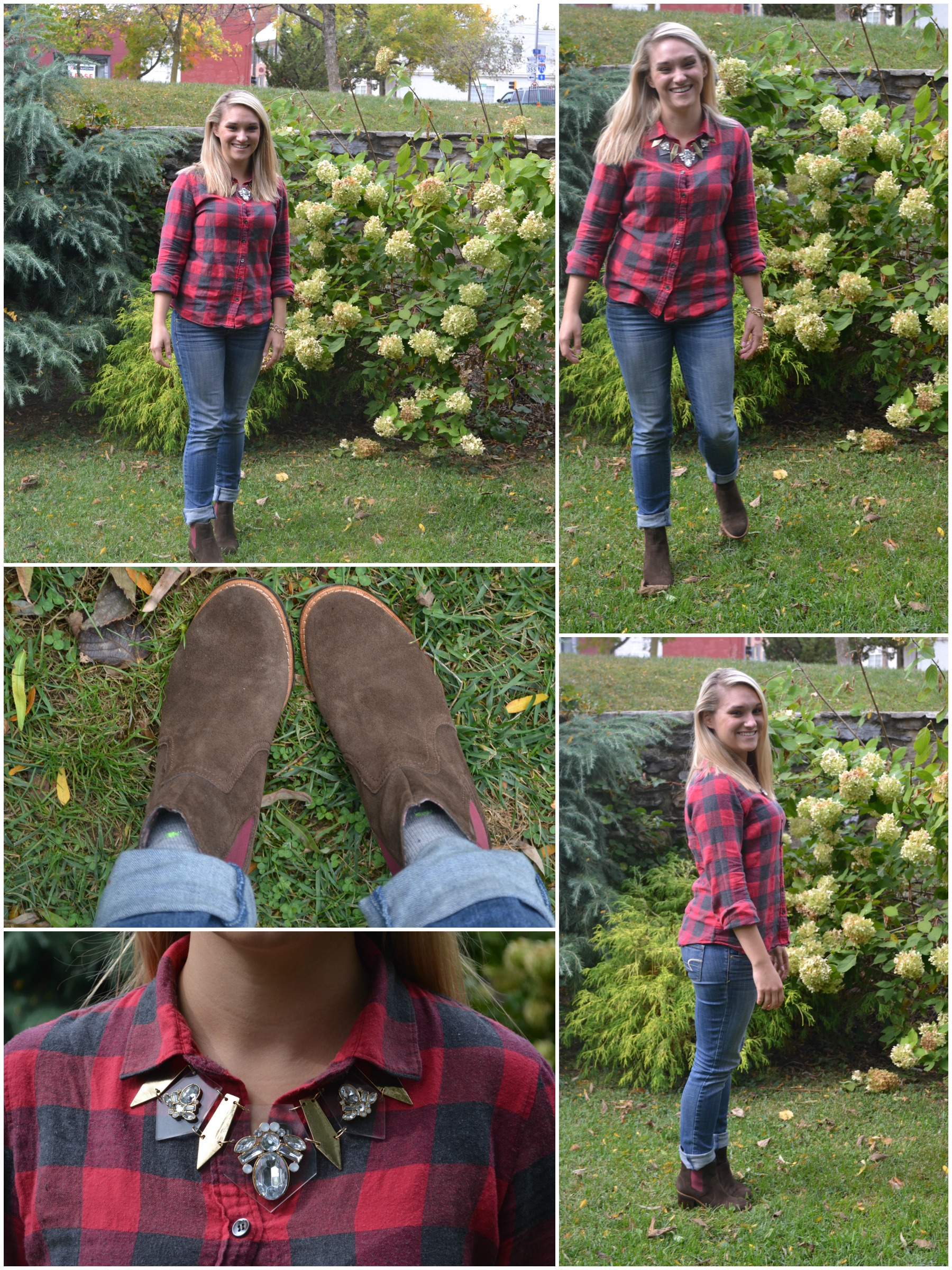 lady lumberjack outfit