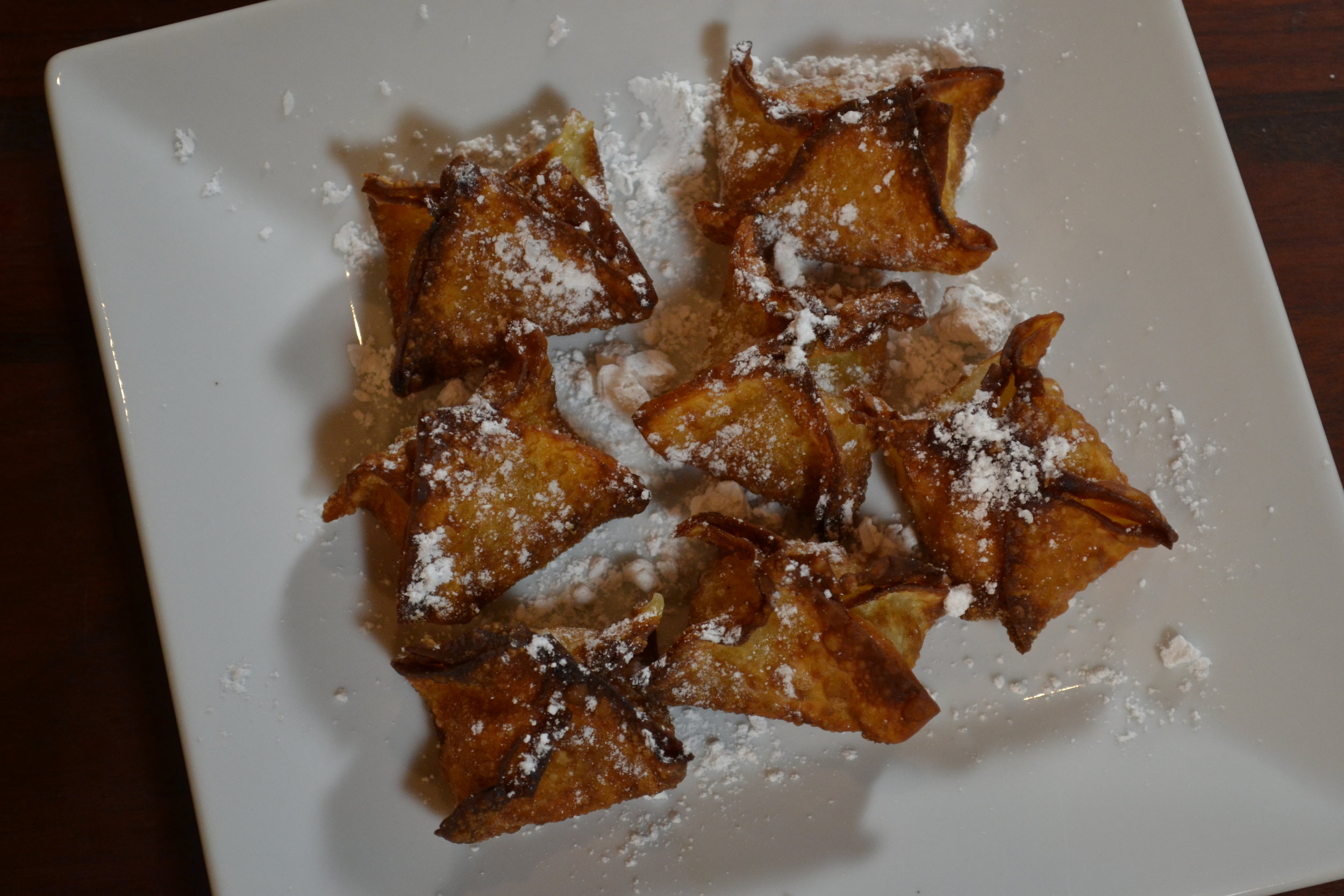 Apple Pie Fritters