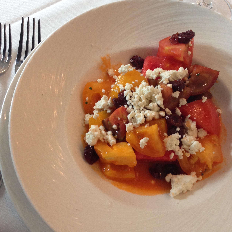 Highland Inn RW Tomato Watermelon Salad