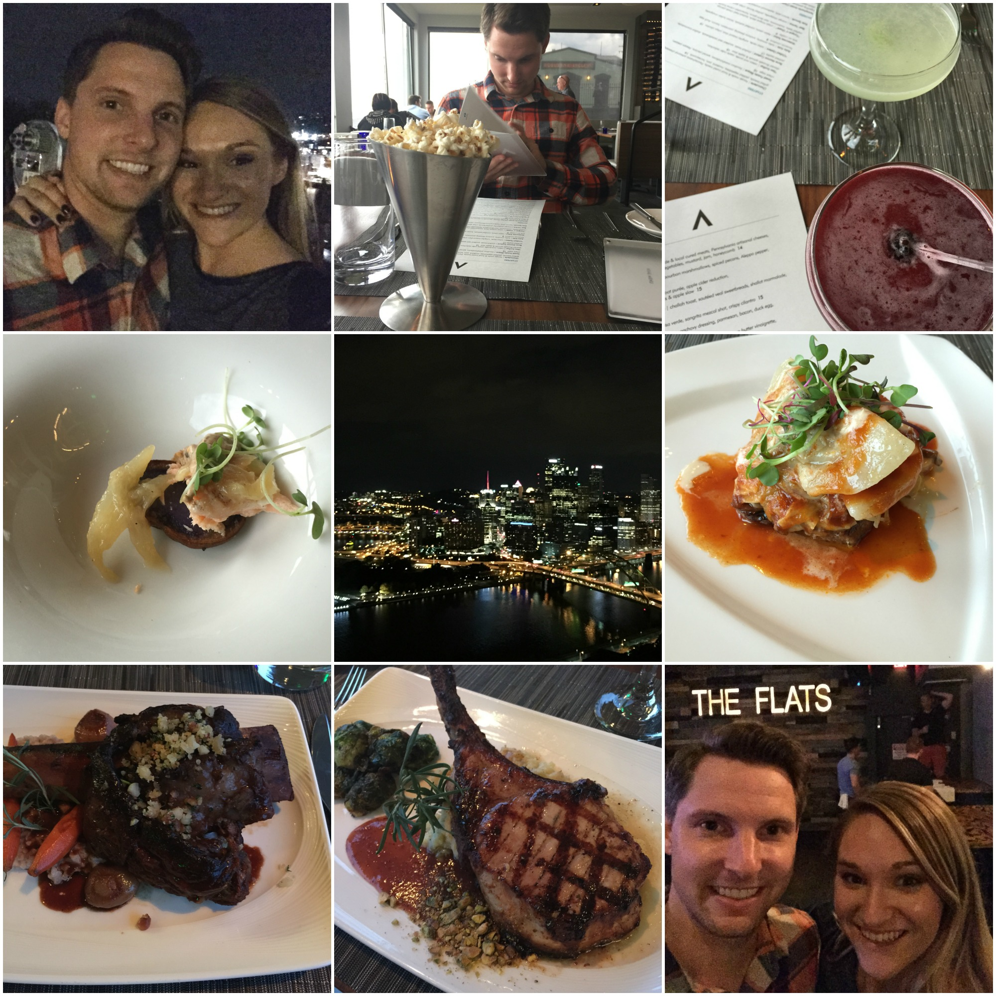 Altius Date Night Collage
