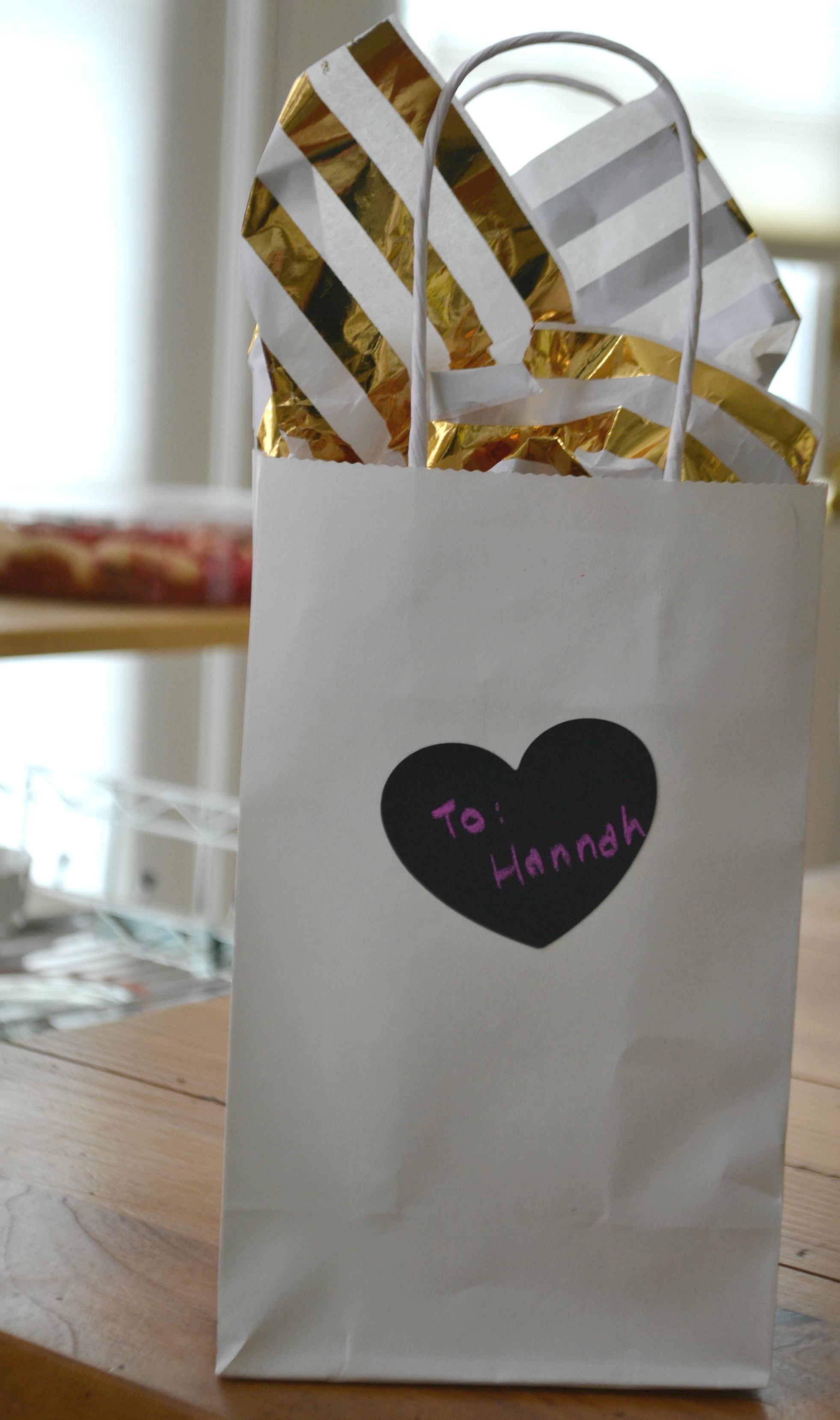 Galentine's Day Gift Bag