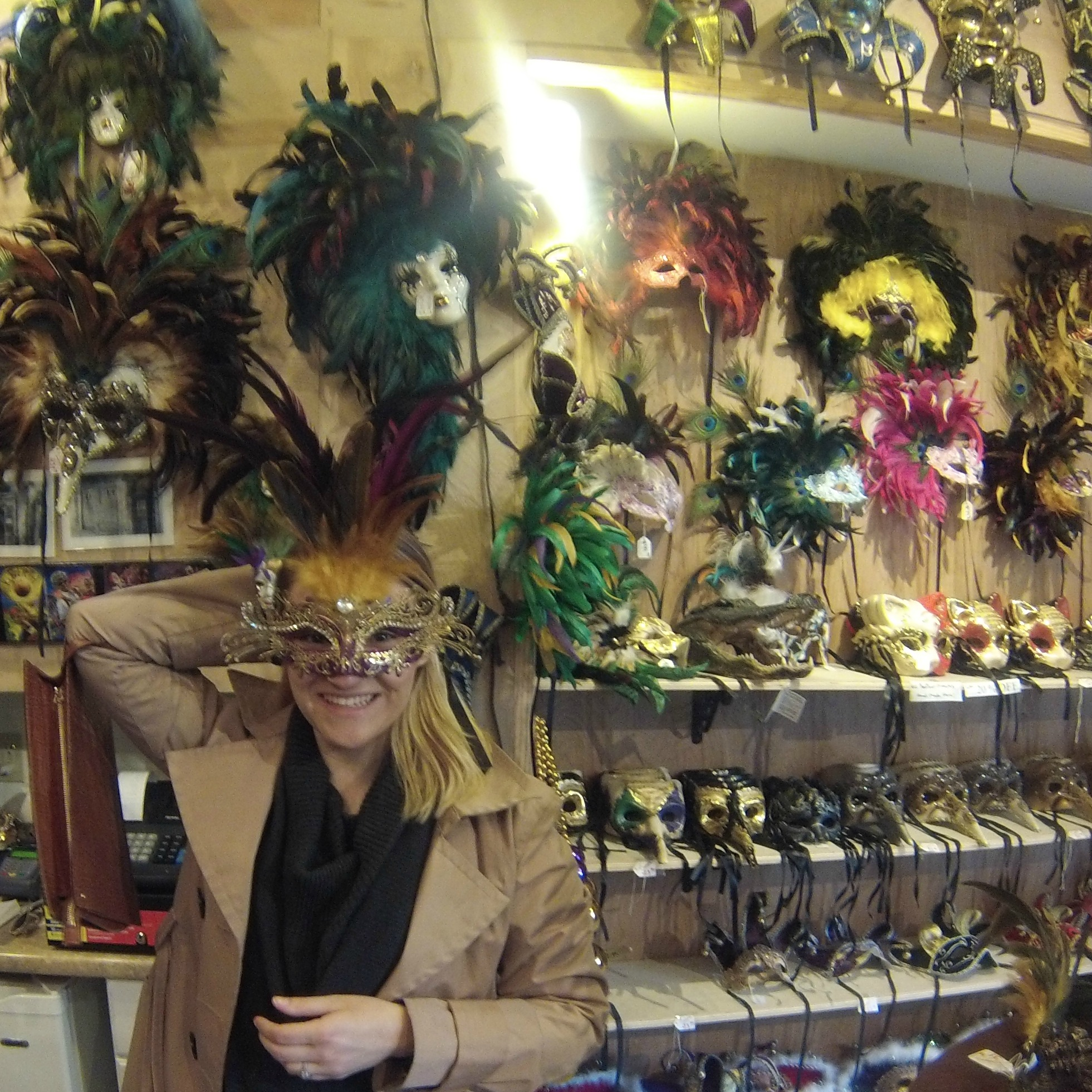 New Orleans Mask Shop