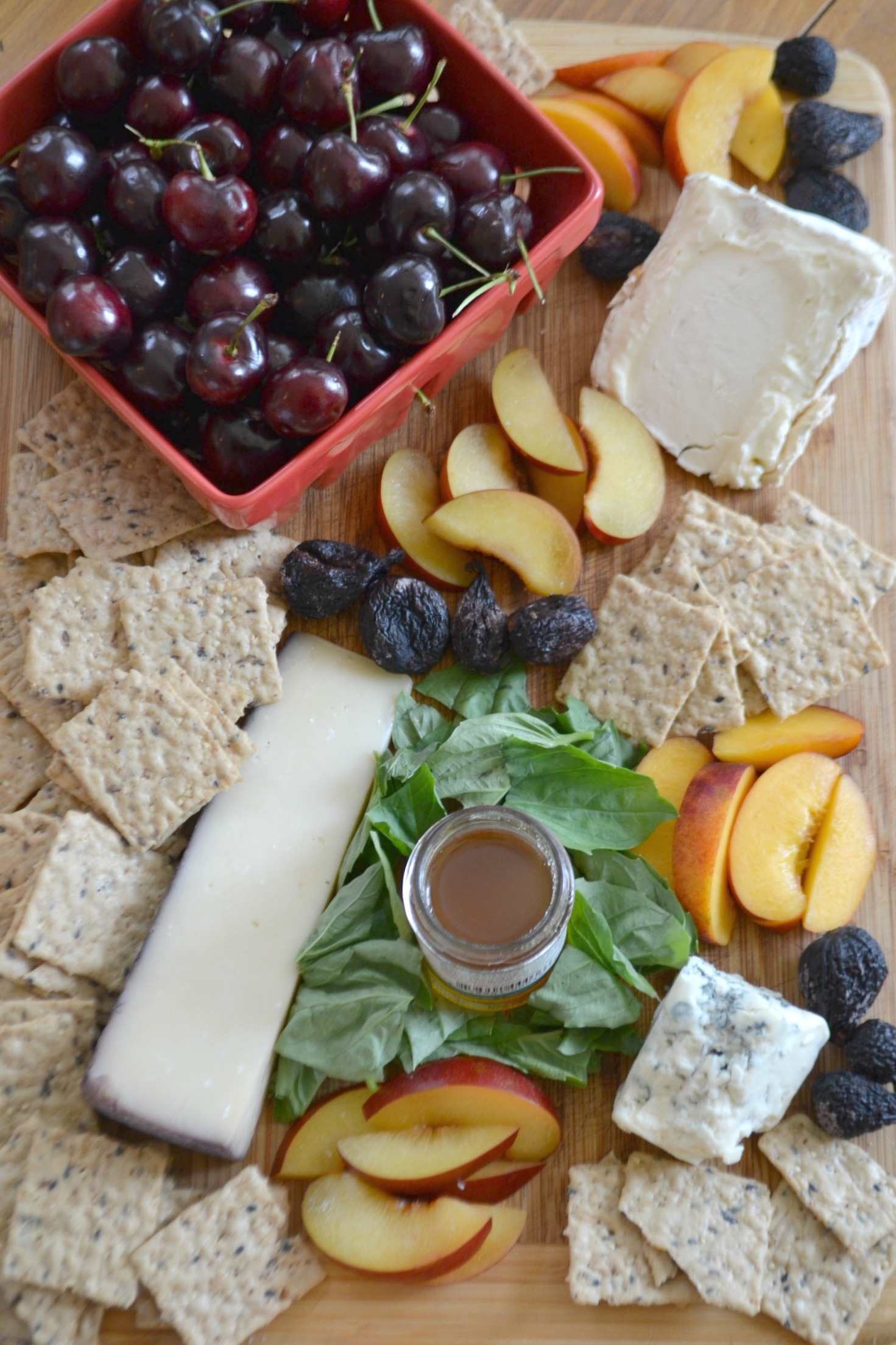 Kombucha Mules cheese plate