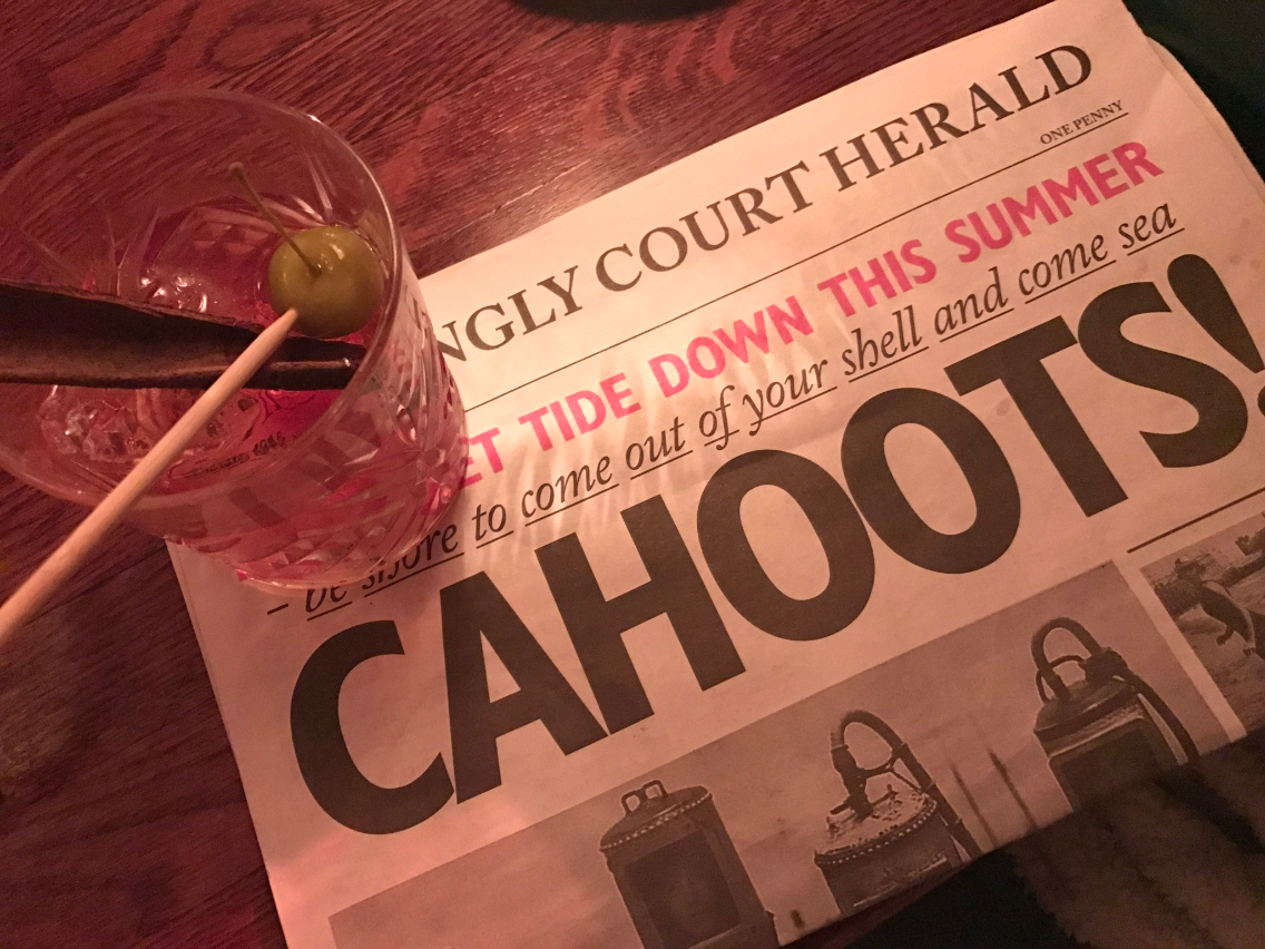 cahoots-newspaper