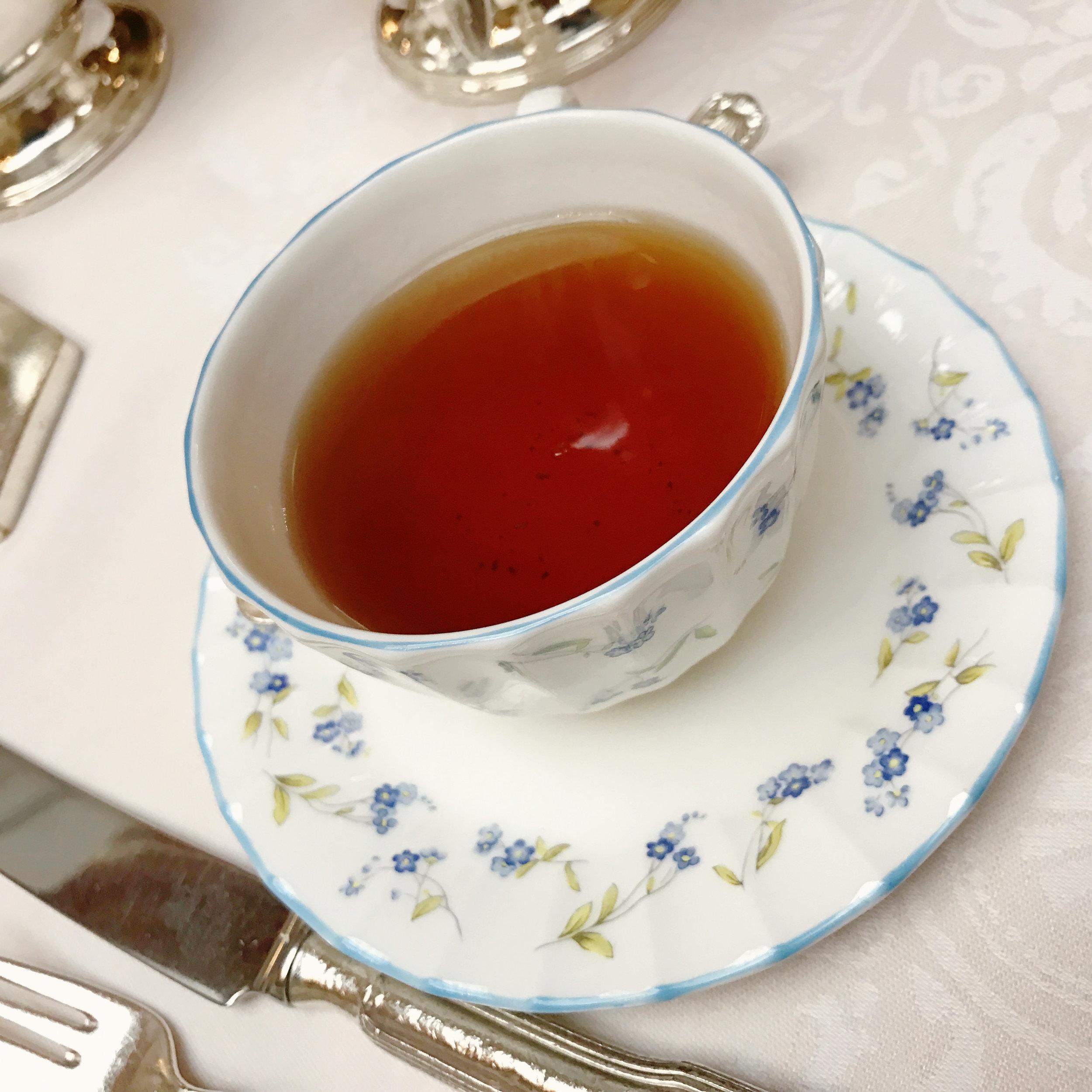Tea at The Ritz London - #Kurtantravels London Travel Guide Part 2 - BySarahRae.com
