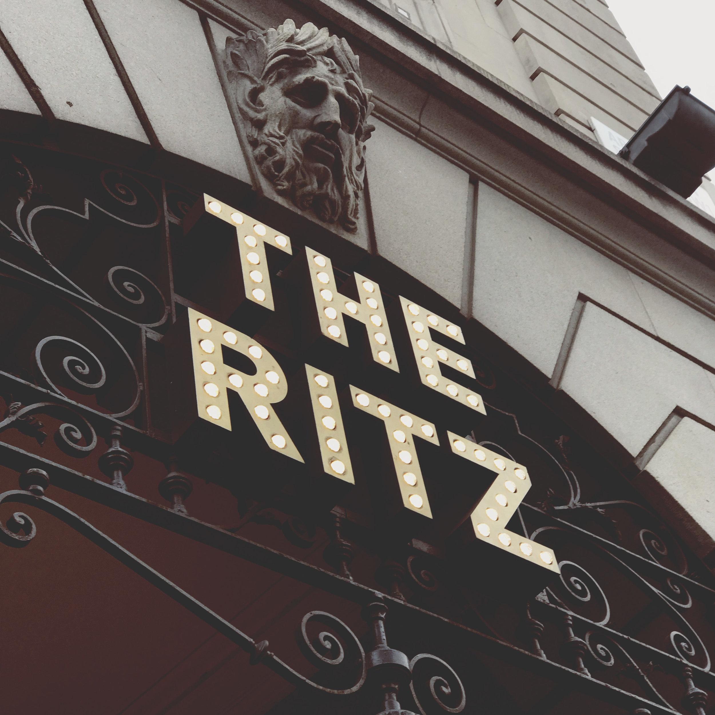 The Ritz London - #Kurtantravels London Travel Guide Part 2 - BySarahRae.com