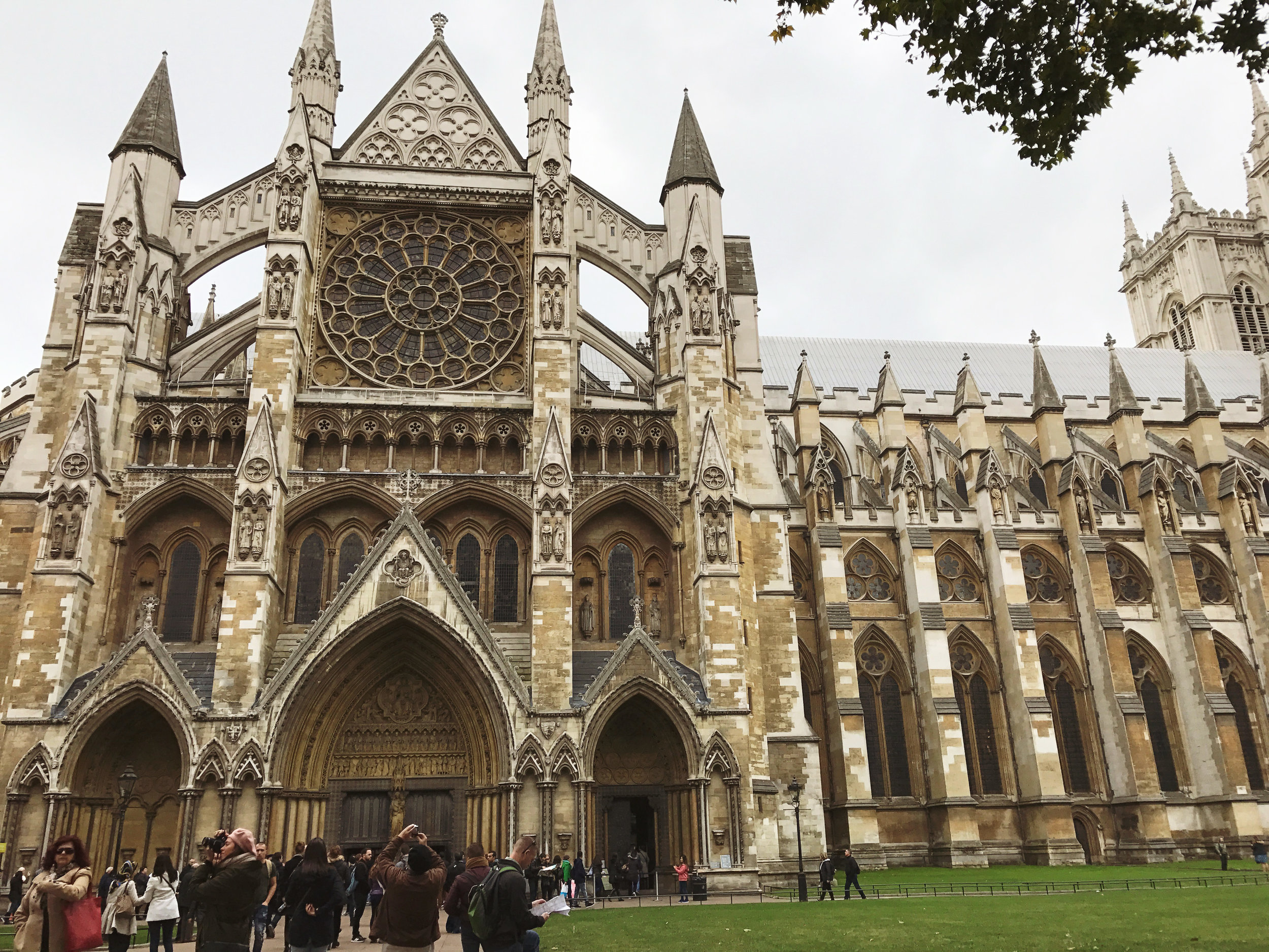 Westminster Abbey in London - #Kurtantravels London Travel Guide Part 2 - BySarahRae.com