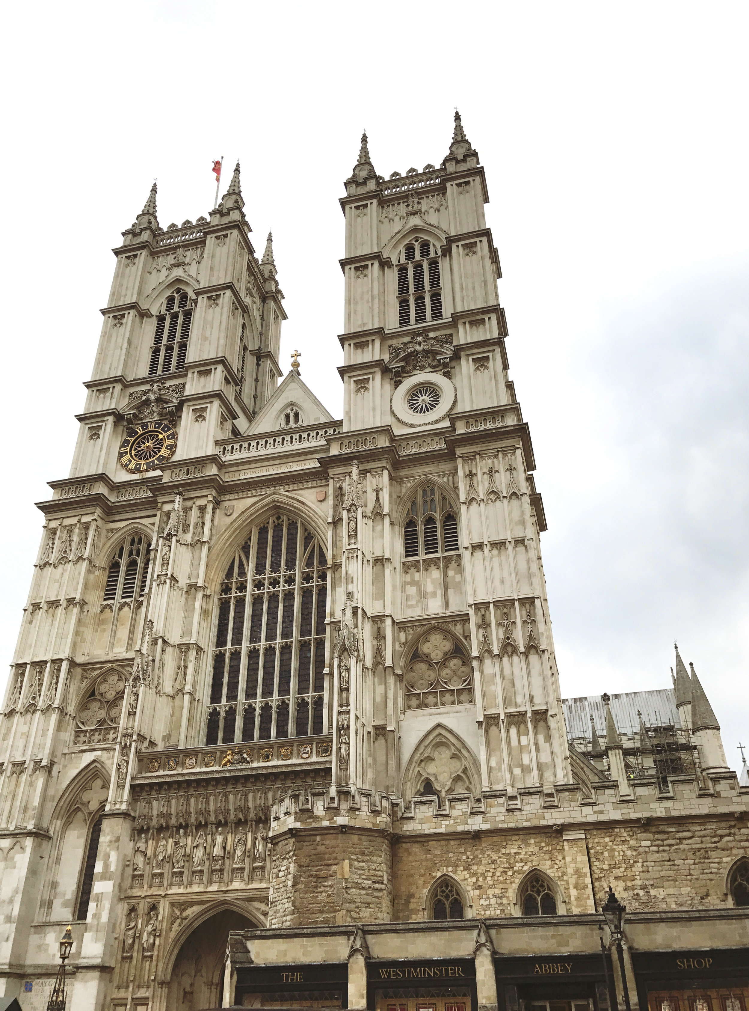 Westminster Abbey 2 in London - #Kurtantravels London Travel Guide Part 2 - BySarahRae.com