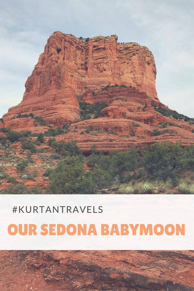 Sedona Babymoon Itinerary   BySarahRae.com