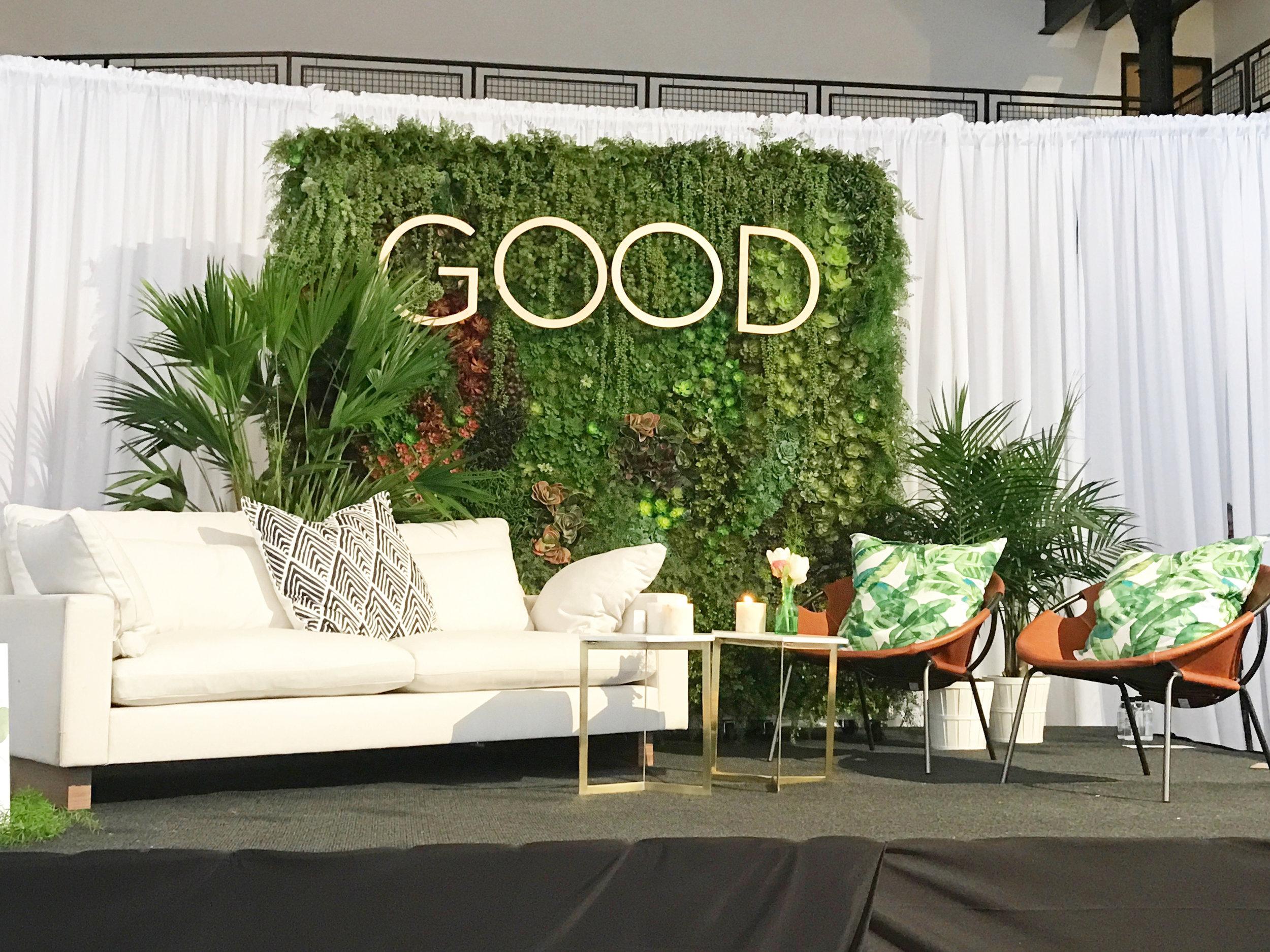 Good Festival Stage | Why I Think You Should Go To A Wellness Festival | BySarahRae.com