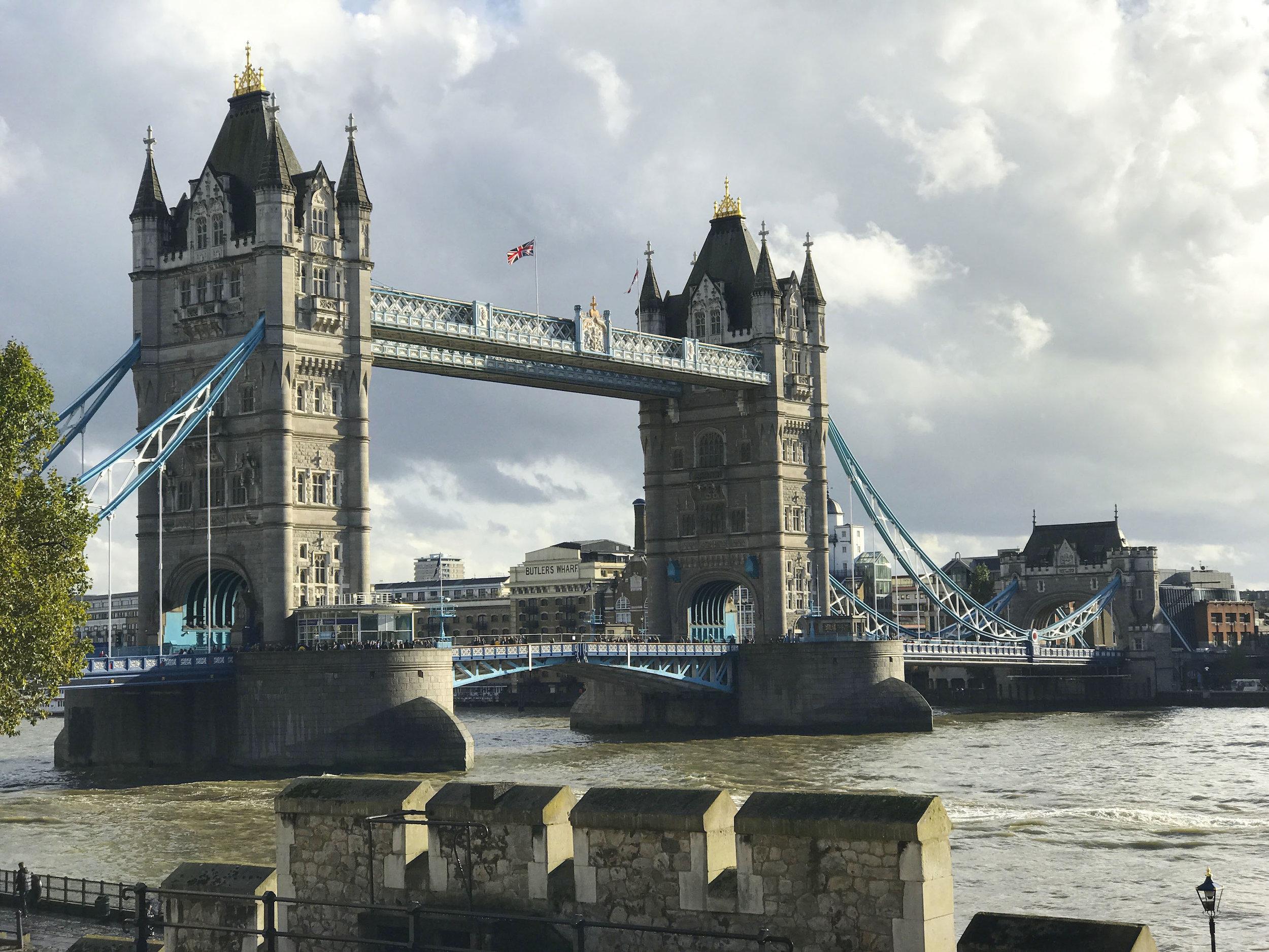 Tower Bridge | London Travel Guide Part 3 | BySarahRae.com