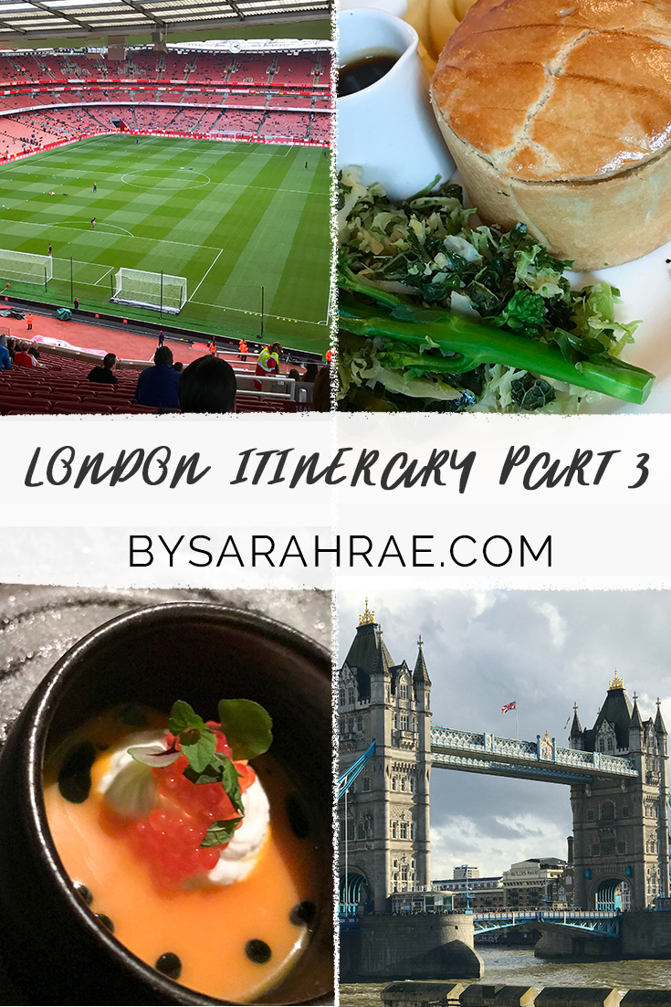 London Itinerary Part 3 | BySarahRae.com