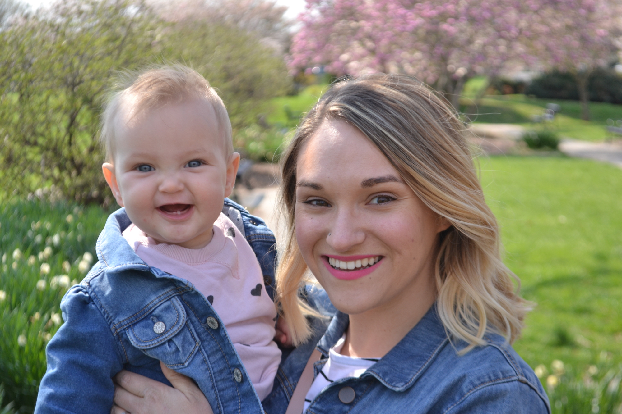 Me and my daughter Atti | BySarahRae.com