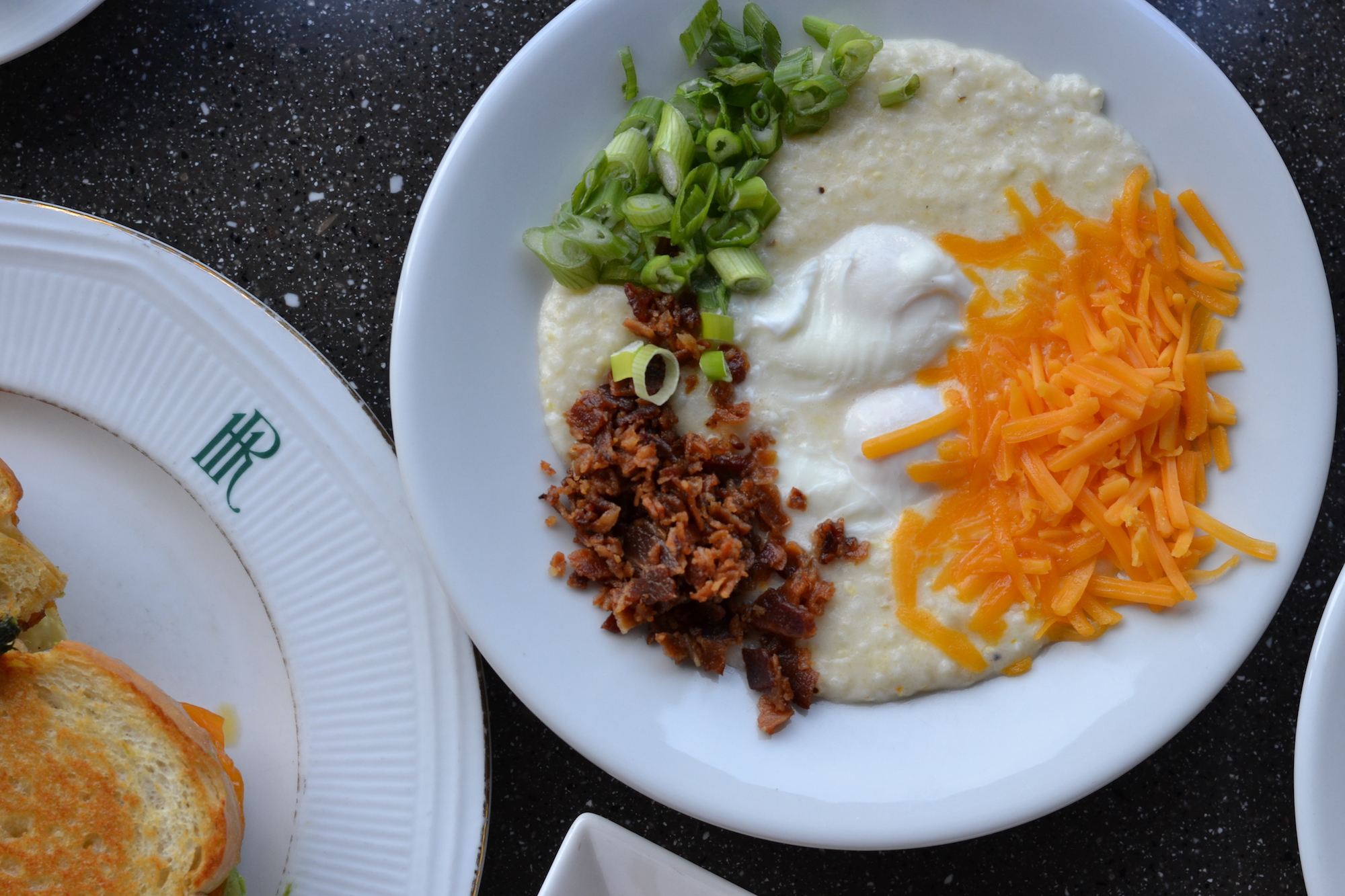 Hotel Roanoke Breakfast Grits Bowl