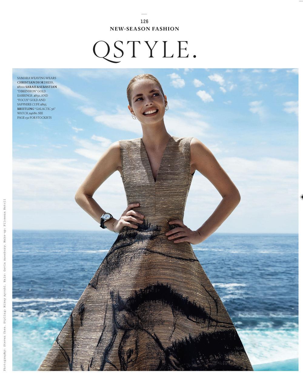 Qantas Magazine March 2018