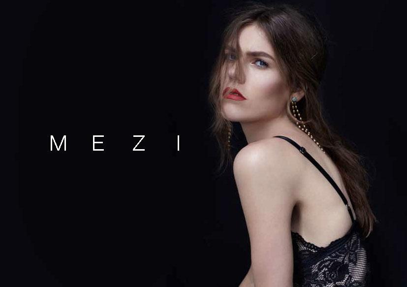 MEZI Jewellery Campaign AW17