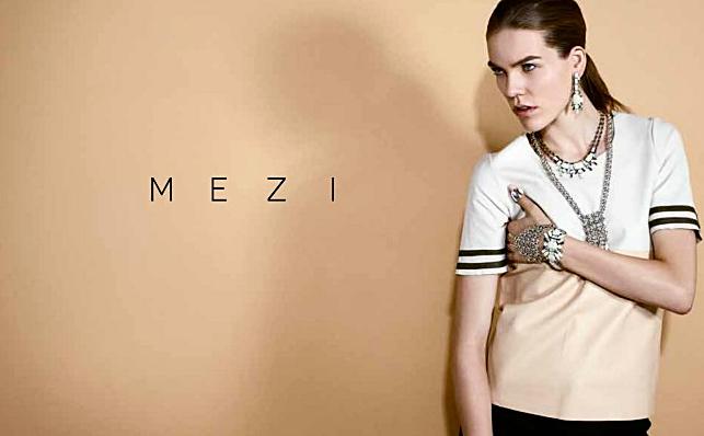 MEZI Accessories Campaign SS17