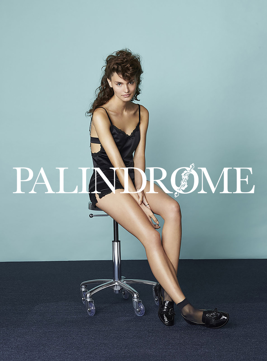 PALINDROME Lingerie SS17 Campaign