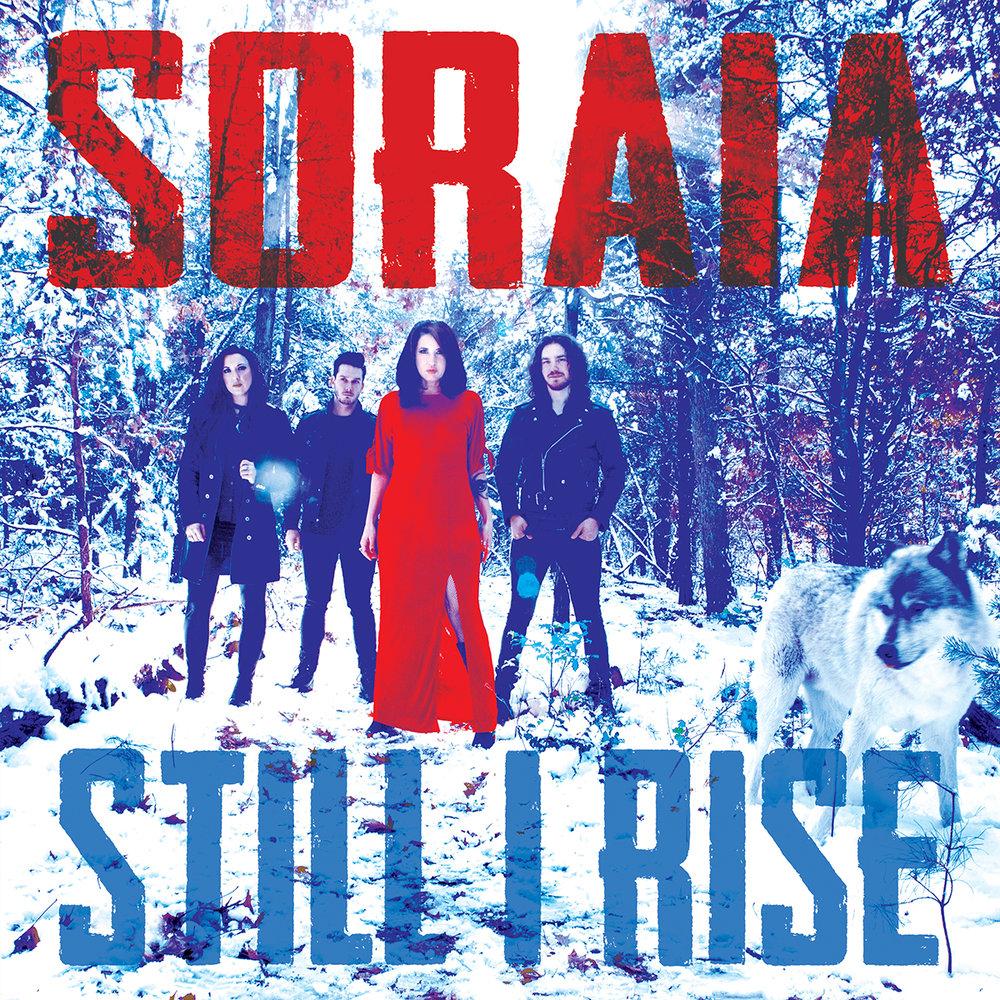 "Soraia ""So I Rise"" Vinyl and CD"