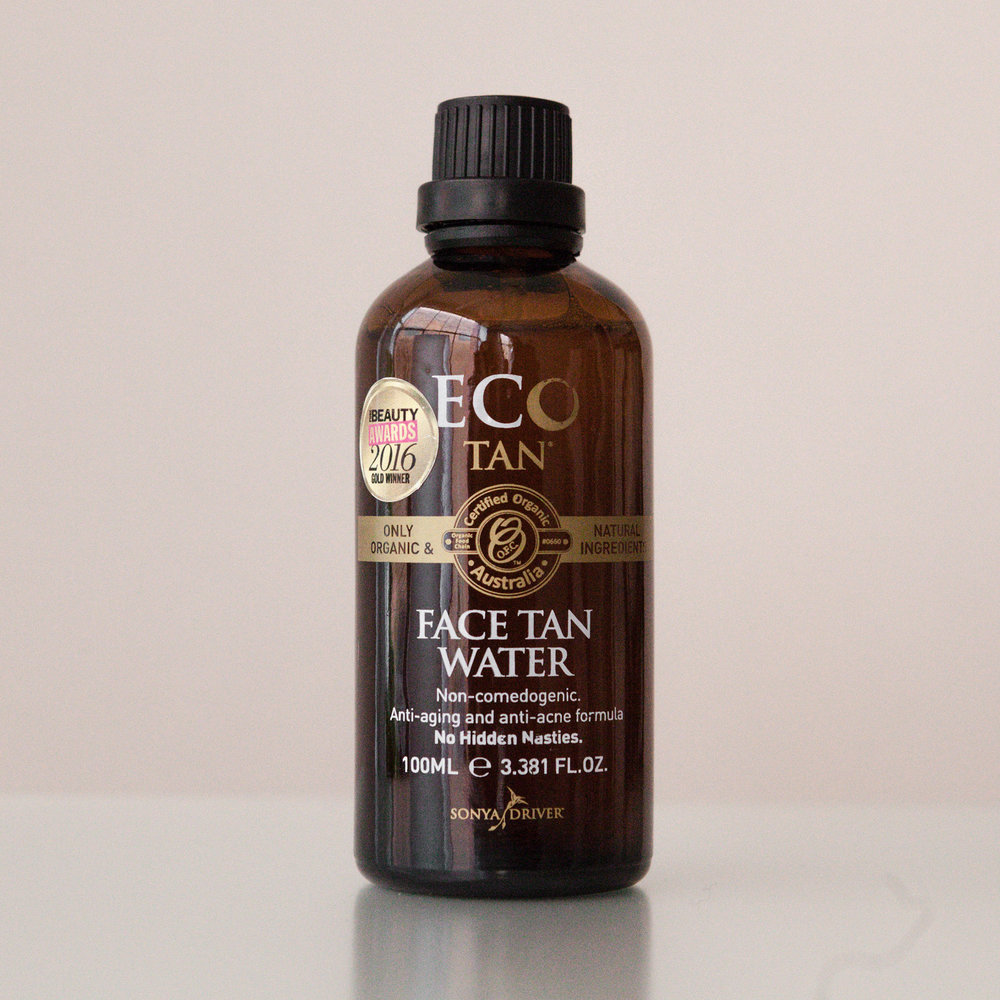 Eco Tan Face Tan Water Review Noema