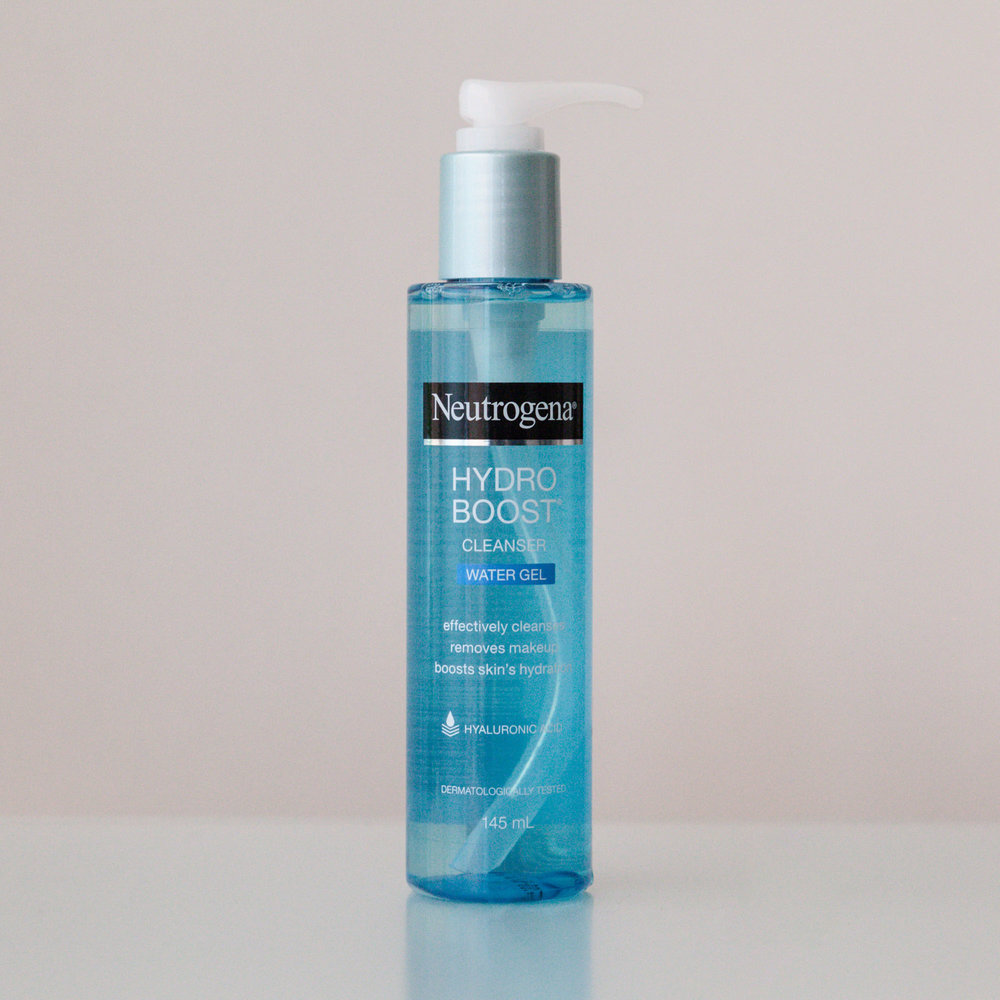 Neutrogena Hydro Boost Cleanser Product Review by Noema
