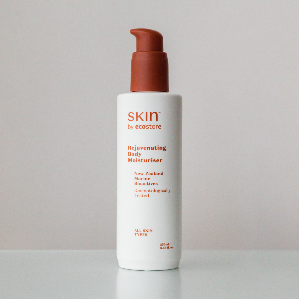 Skin by Ecostore Rejuvenating Body Moisturiser Product Review by Noema