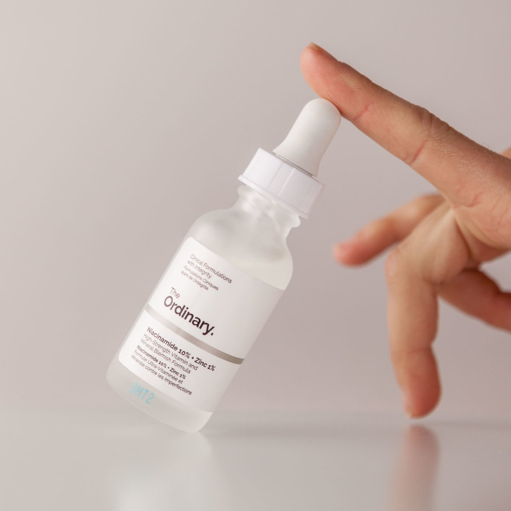RELATED    Read our full review on The Ordinary's 10% Niacinamide + 1% Zinc Serum.