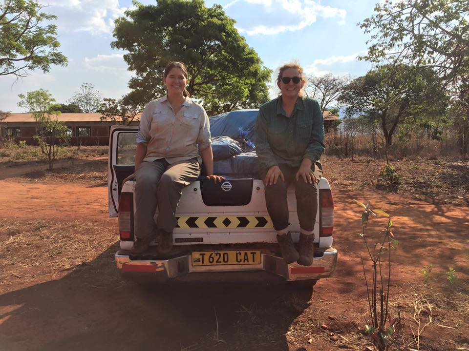 Recovering seismometers from the SEGMeNT Project, Tanzania