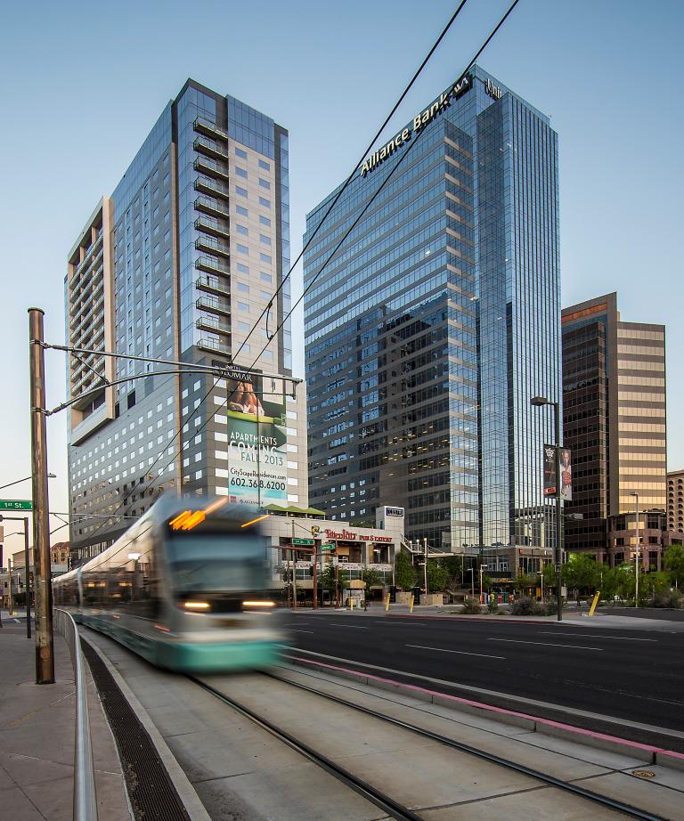 About US Apex CRE Downtown Phoenix