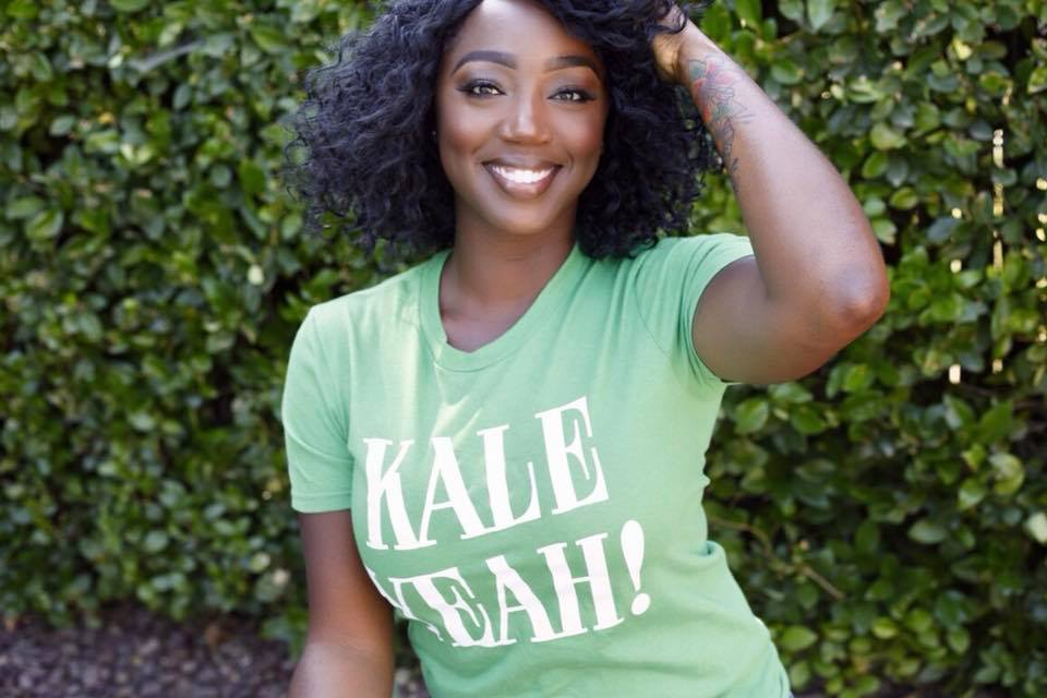 Can I get a kale yeah! -