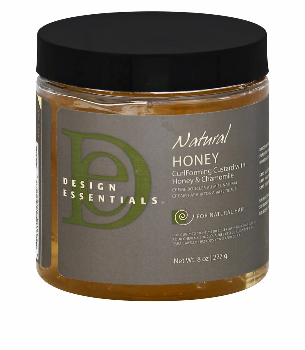 Natural Honey Custard - Design Essentials