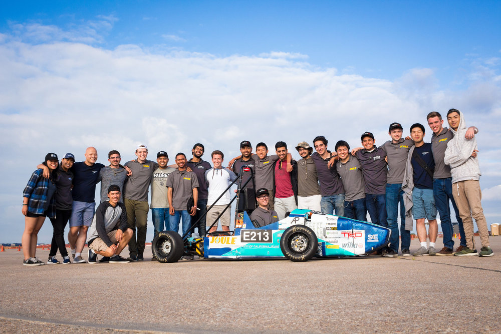 SAE Lincoln 2018 Competition